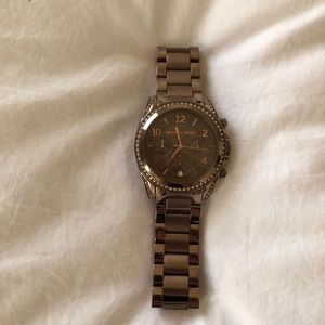 Lightly used Michael Kors watch